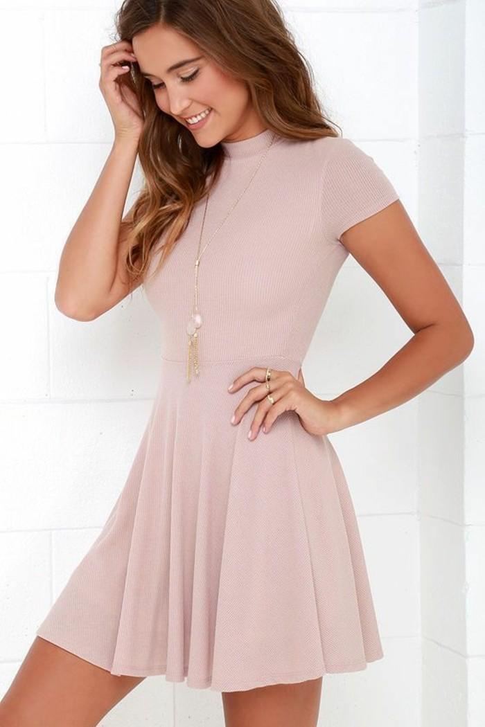 robe-mariage-invitée-robes-de-soirée-pour-mariage-simple-a-porter