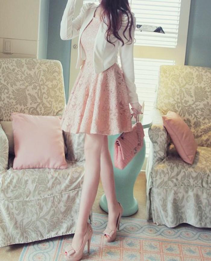 robe-temoin-de-mariage-robes-habillées-pour-mariage-dentelle