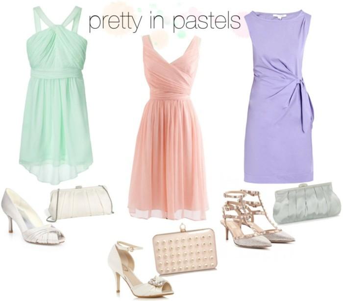 robe-temoin-de-mariage-robes-habillées-pour-mariage-inspiration-pastel