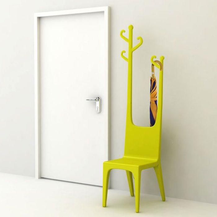 1001 id es pour trouver le porte manteau perroquet id al for Pied plastique meuble