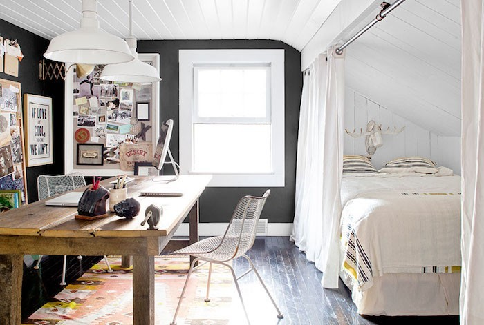 separer-une-chambre-en-deux-amenager-studio-20-chambre-salon