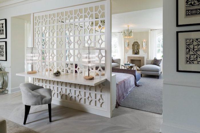 separer-une-chambre-en-deux-meuble-de-separation-idee-deco