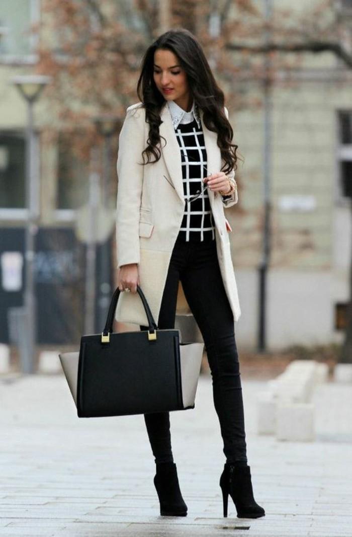 style,classe,femme,comment,s,habille,tenu,classe,