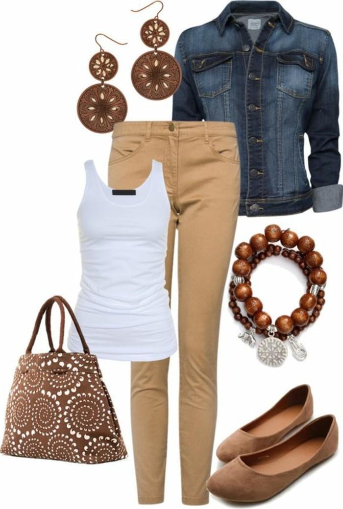 tenue-avec-pantalon-kaki-comment-combiner-le-pantalon-khaki-tenue-en-couleurs-chaudes
