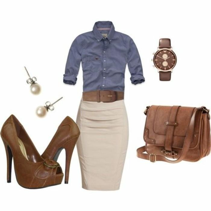 ▷ 1001+ idées pour une tenue vestimentaire au travail