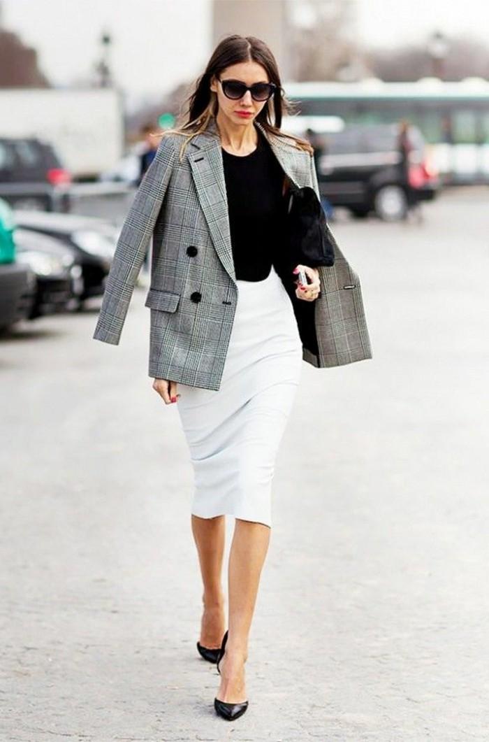 tenue,vestimentaire,au,travail,classique,style,look,chic,