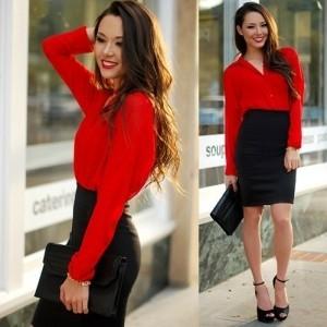 La tenue vestimentaire au travail - visions chic et élégantes pour femme