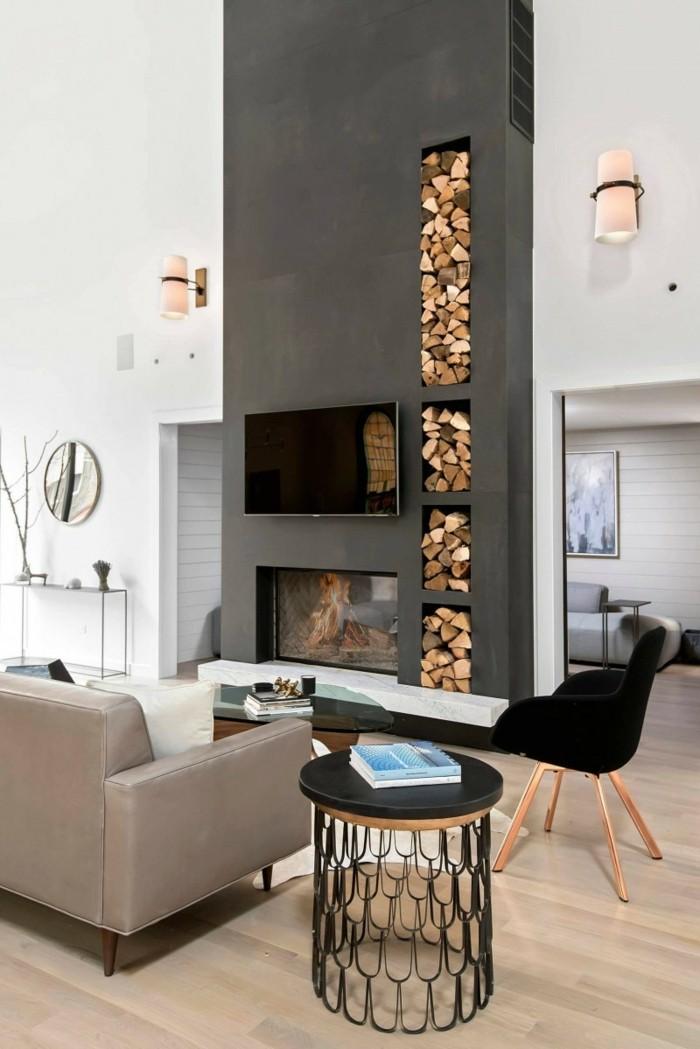 transformer-une-cheminee-rustique-en-moderne-eglise-plafond-tres-haut
