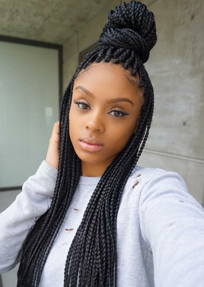 tresse-africaine-beauté-féminine-coiffure-pour-chaque-jour