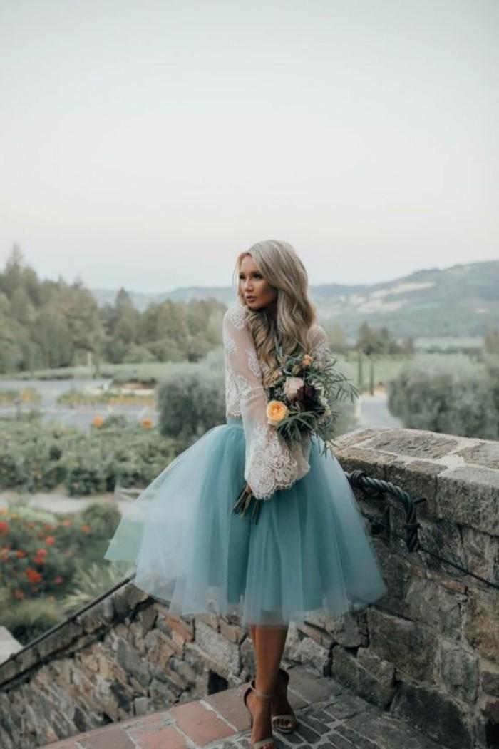 tutu-femme-bleu-une-tenue-originale-pour-les-fetes