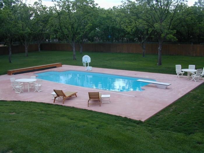 Installer une petite piscine coque le luxe est d j for Piscine design 2017