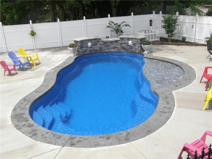 coque piscine originale