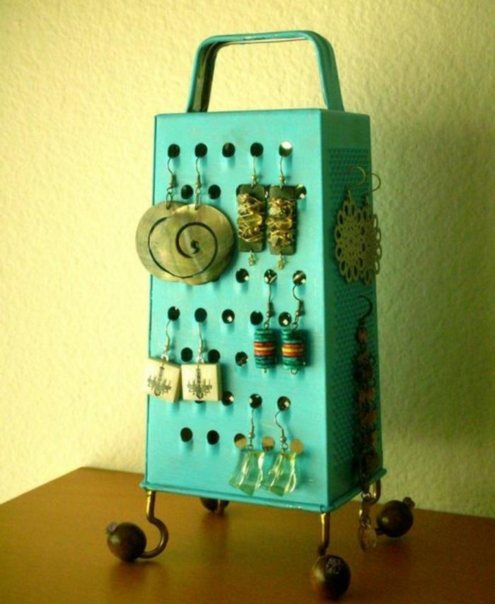 1001 id es pour fabriquer un porte bijoux soi m me - Porte photo fait maison ...