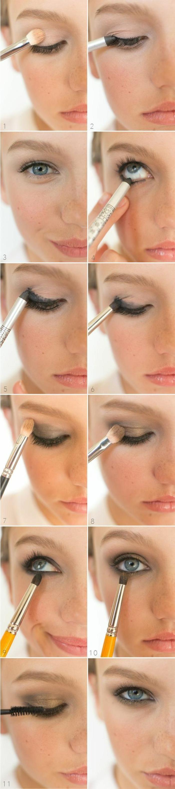 Faire un beau maquillage comment bien ce maquiller en étapes