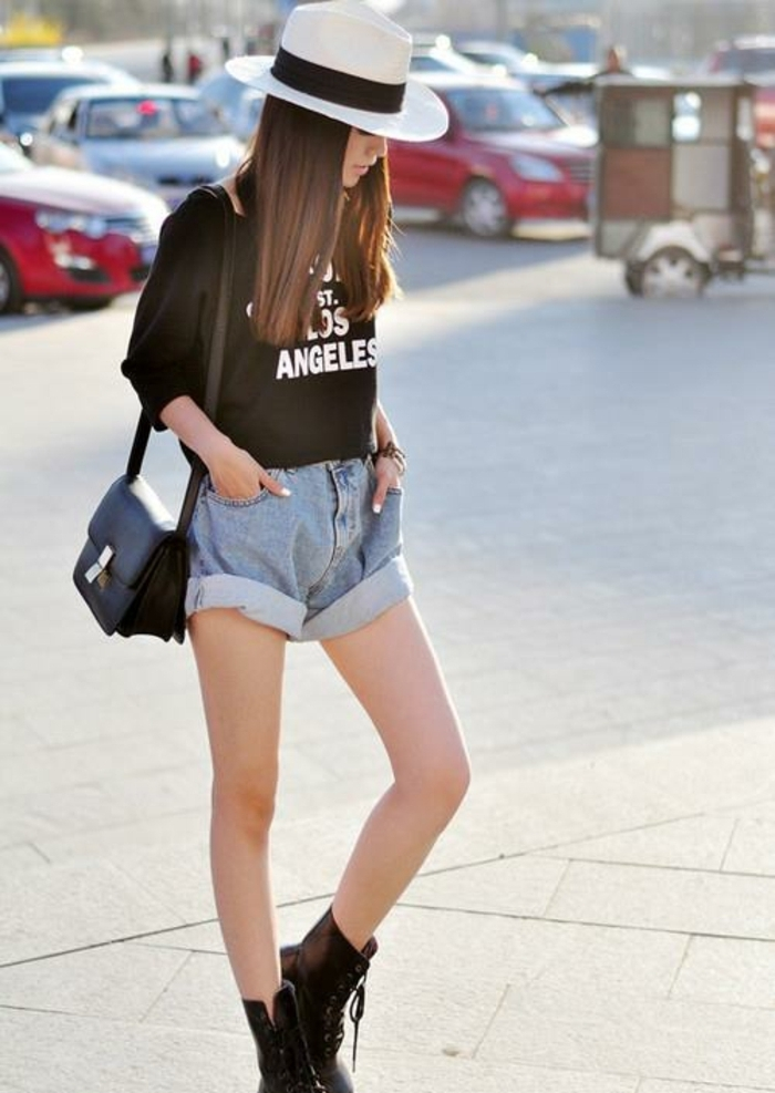Teen blog de la mode semble hanche