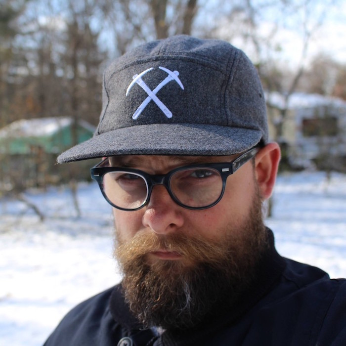 CLYW 5 Panel casquette five style homme hipster