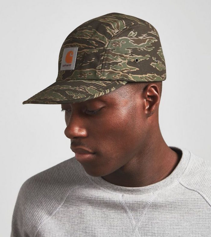 Carhartt WIP Backley 5 Panel casquette hipster