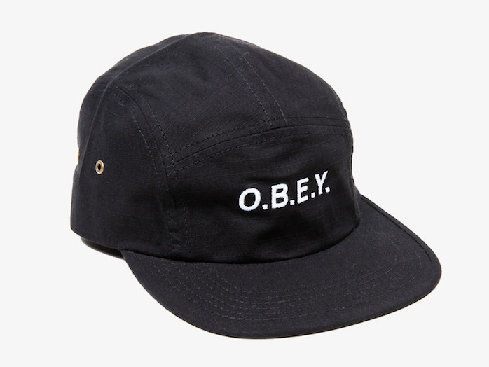 Contorted II 5 Panel casquette obey panel
