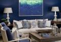 La couleur indigo pour sublimer son intérieur – 74 idées remarquables
