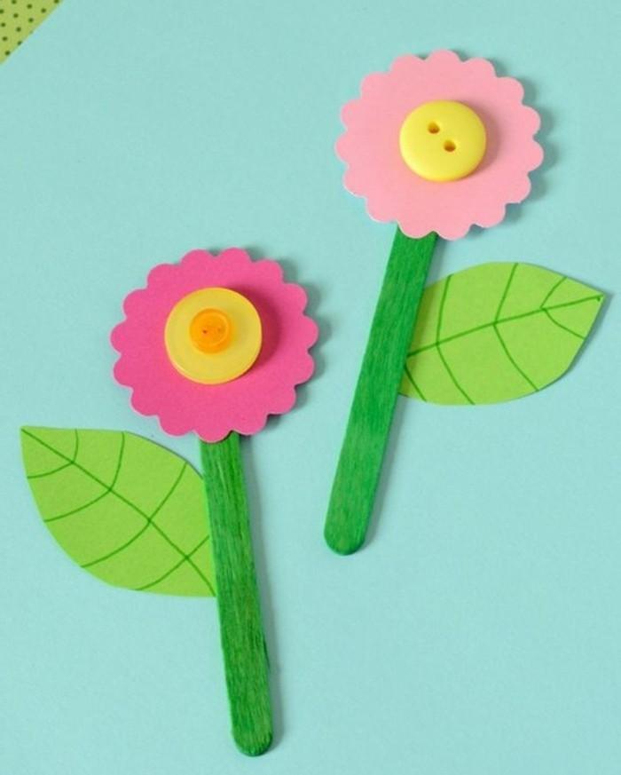 1001 id es cr atives d 39 activit manuelle pour maternelle Bricolage printemps objets naturels idees
