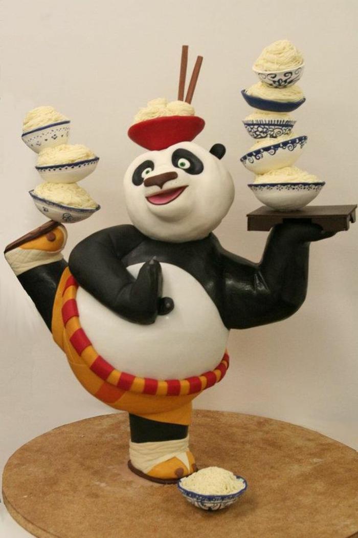 admirable-gateau-facile-et-original-pour-anniversaire-kung-fu-panda