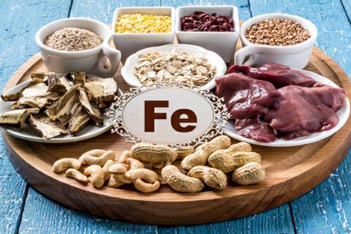 Aliments riches en fer pour les femmes enceintes