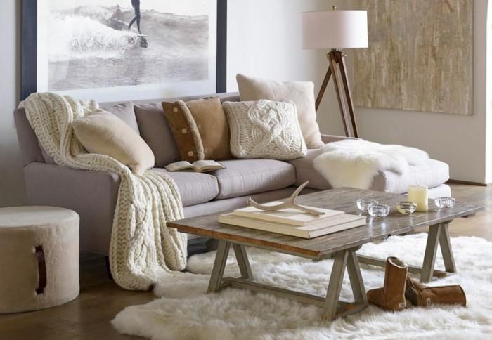 ambiance-cocooning-canapé-coussins-velours-et-crochet-couverture-blanche