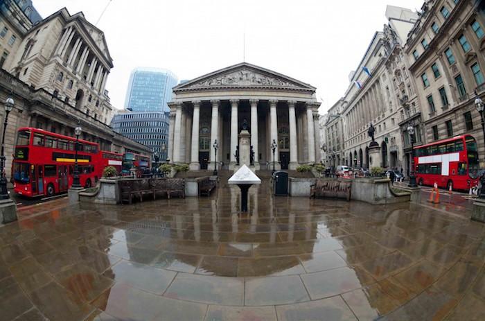 bank of england banque d angleterre londres image carte postal