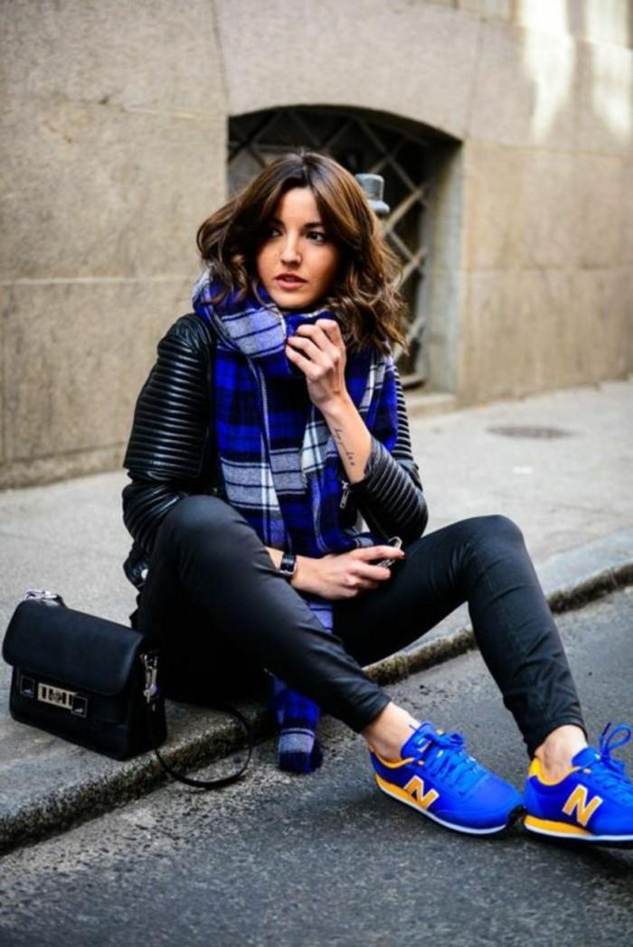 baskets-new-balance-veste-en-cuir-gros-foulard-slim-cuir