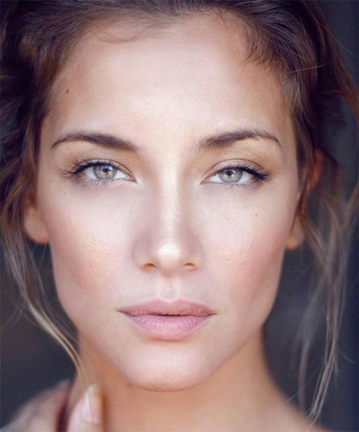 Etape du maquillage inspiration comment maquillage