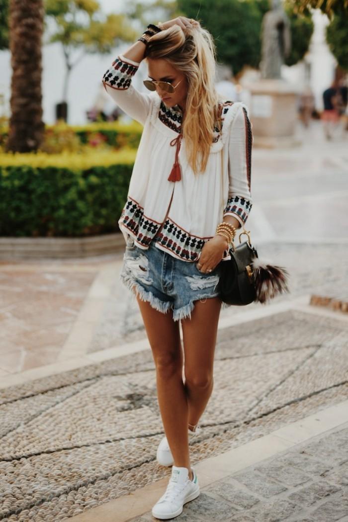 beauté-femme-comment-m-habiller-aujourd-hui-bohème-chic-idee-tenue