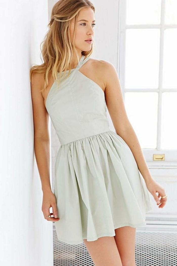 beauté-tenue-chic-en-jean-tenue-casual-idee-comment-s-habiller