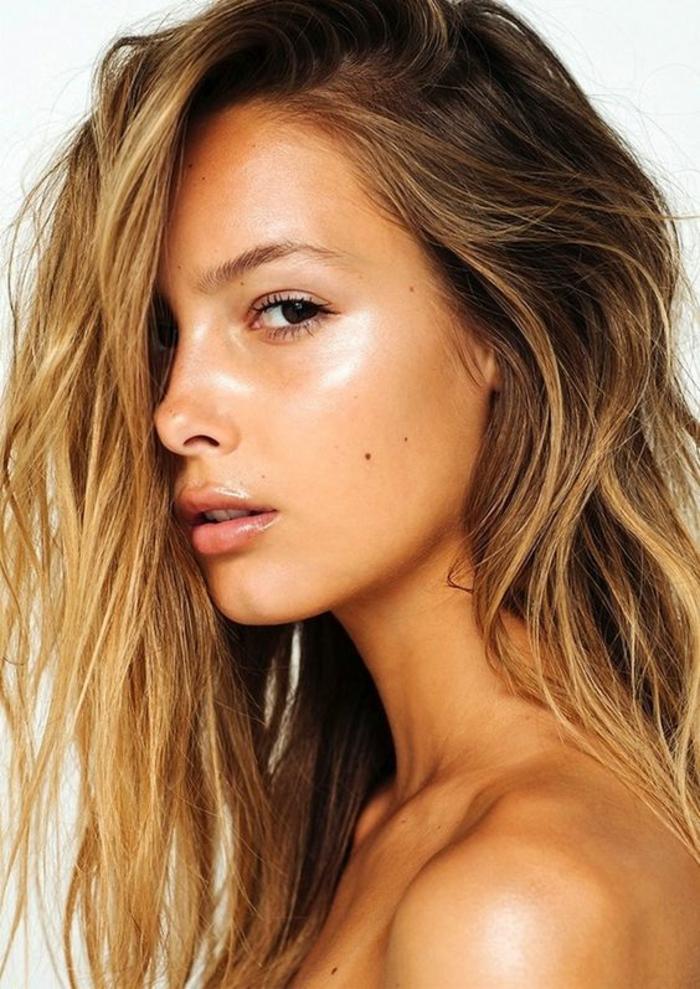 Maquiller ses sourcils comment bien se maquiller le visage