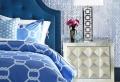 Une chambre bleu paon – 65 idées pour la déco stylée