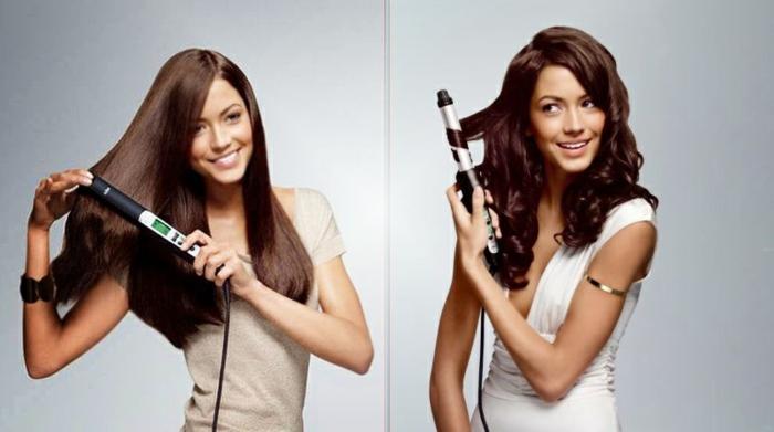 boucler-ses-cheveux-avec-un-lisseur-coiffure-rouge-cheveux-longs