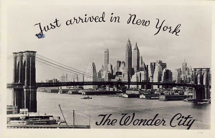Ou trouver des cartes postales a new york ?