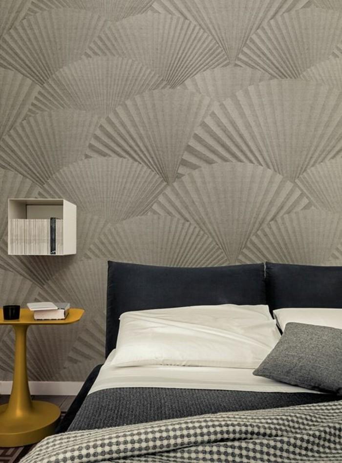 chambre-à-coucher-moderne-papier-peint-3d-illusion-d'optique-