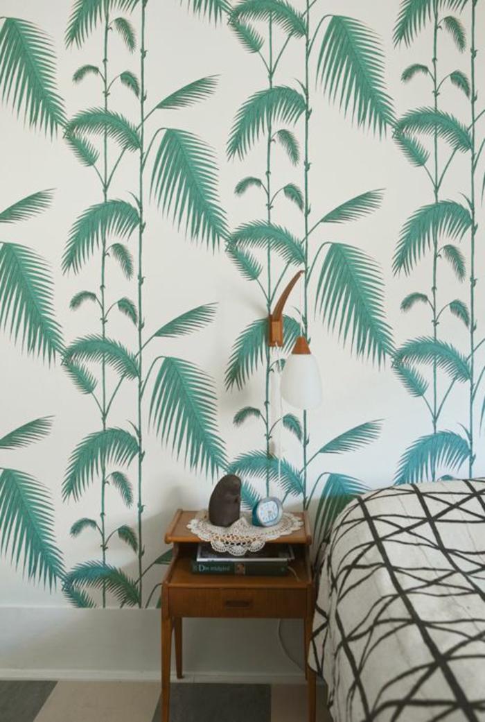 1001 Modeles De Papier Peint Tropical Et Exotique