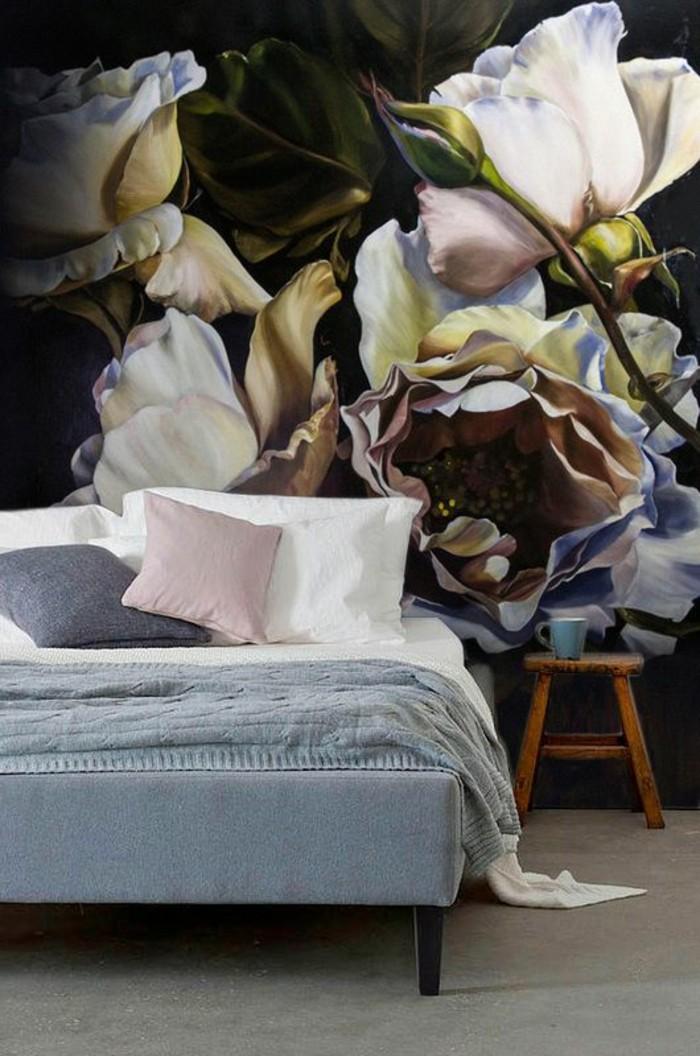 1001 mod les de papier peint 3d originaux et modernes Tapisserie originale chambre