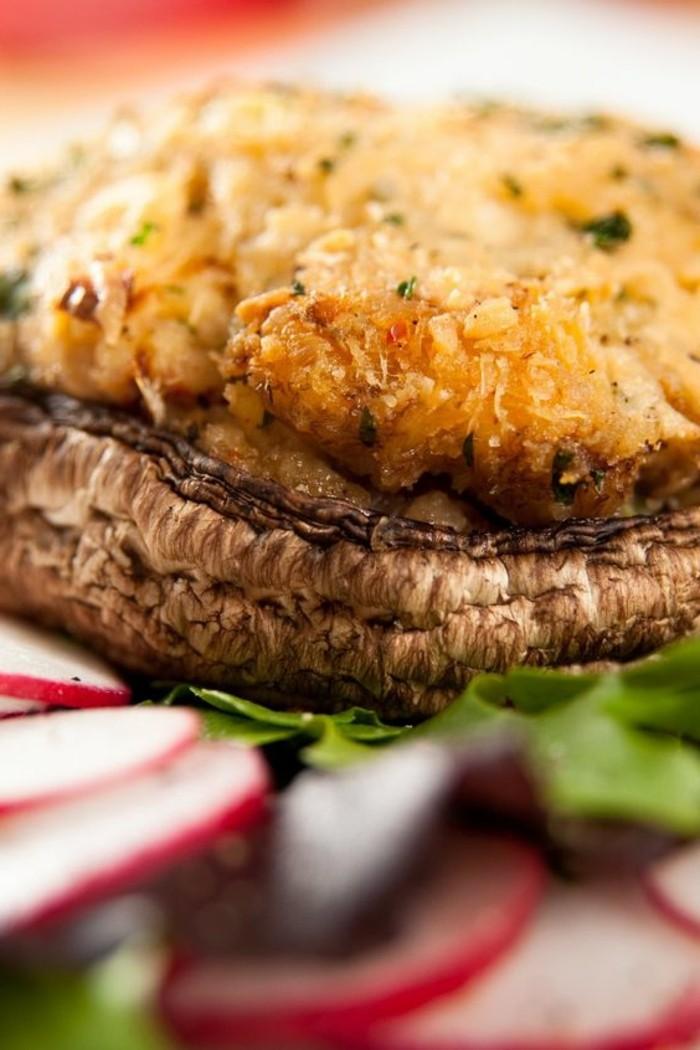 champignon-farci-délices-salées-originales-grand-champignon-fourré