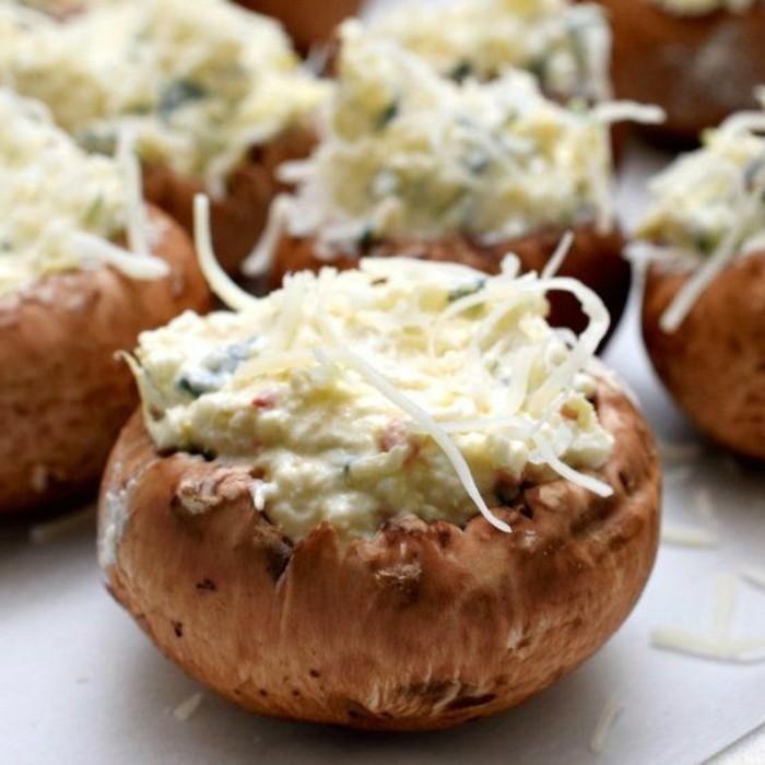 champignons-farcis-au-four-champignon-au-fromage