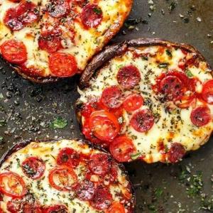 Les meilleures photos et recettes de champignons farcis