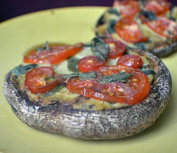 champignons-farcis-au-four-tomates-cerises-hâchés