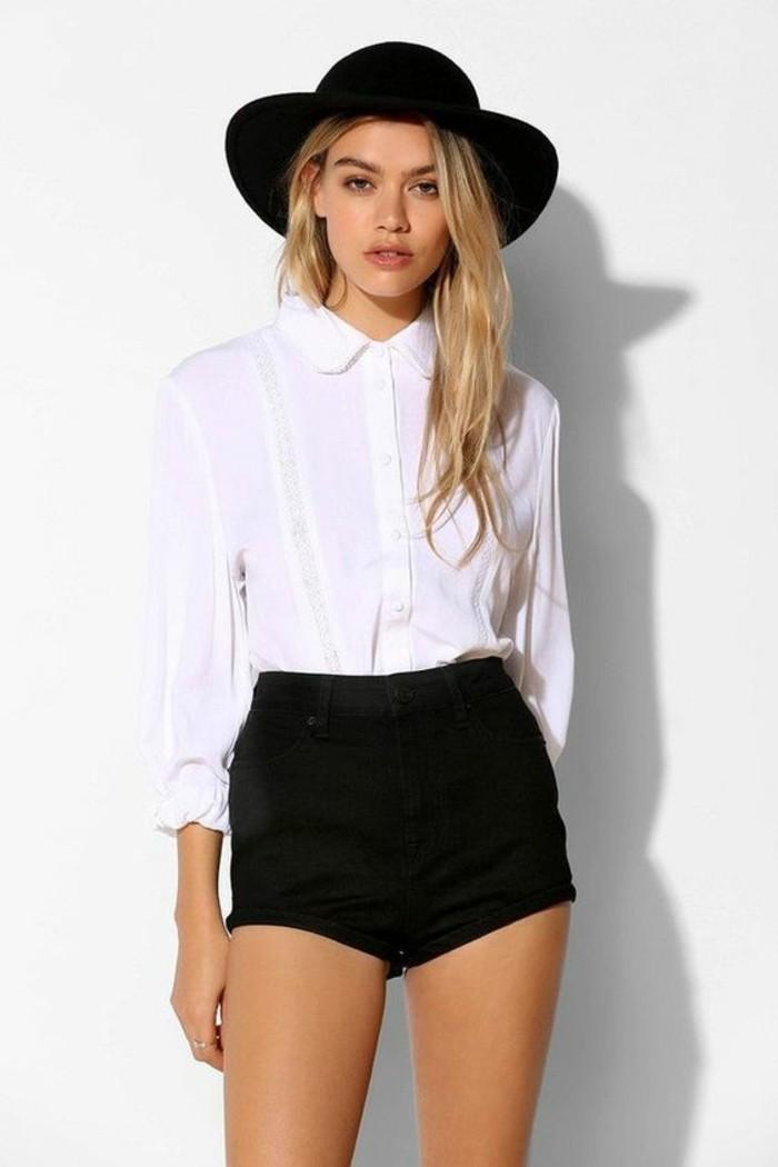 trouver le prix le plus bas rechercher les plus récents bonne vente ▷ 1001+ looks à adopter avec la chemise col claudine