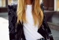 Les cheveux tie and dye en 90 looks – la coloration qui joue sur les contrastes