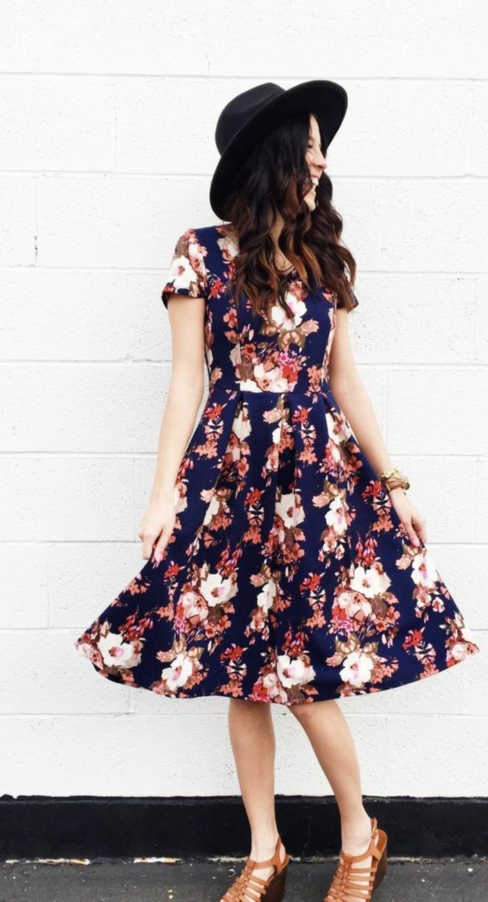 chic-décontracté-tenue-chic-décontractée-robe-décontractée-une-idee-comment-s-habiller