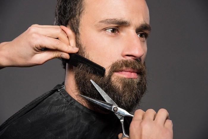 comment entretenir sa barbe produits huile baume shampoing peigne barbes brosser