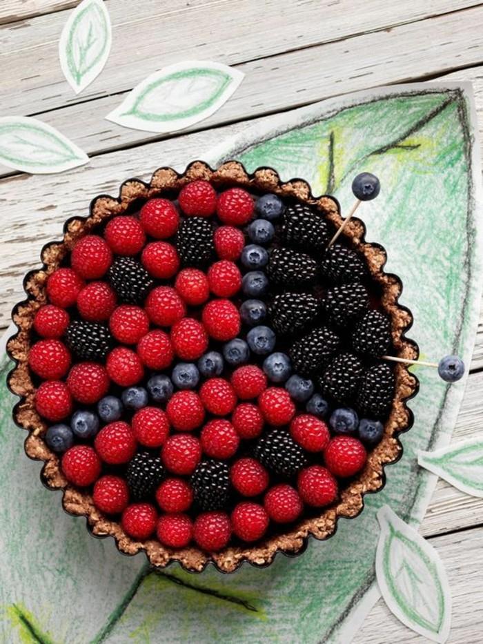 cool-idée-dessert-gâteau-original-fraises-myrthes