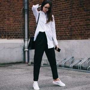 Comment porter des Stan Smith - 85 idées féminines pour un look impressionnant