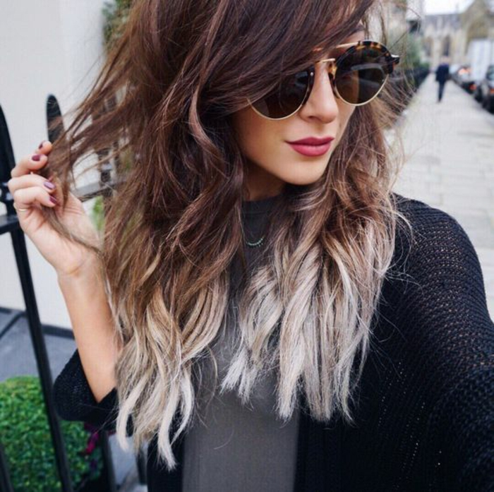 1001 Fa 231 Ons D Adopter La Coloration Des Cheveux Tie And Dye